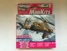 Revell Mini Kits 06540 Snap Together AH-64 Apache Attack Helicopter-Brand New