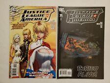 2021 Dc Comics Lot Of (4) Justice League #59 Zack Snyder'S Variant Lot