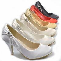 STRASS DE LUXE Chaussures mariée ~ POUR MARIAGE ~Escarpins~ soirée