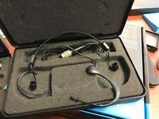 Audio-Technica AT BP893 Black MicroEarset Omni Directional Headset Microphone