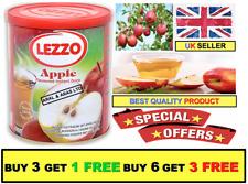 ✅ LEZZO Apple Flavoured Instant Turkish Tea / Drink 700 gr Net Weight  (1 Tin) ✅