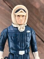 Vintage Han Solo Hoth Outfit ESB 1980 Star Wars Action Figure No COO