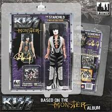 """KISS  8"""" action figure Paul Stanley retro The Star Child Monster series"""