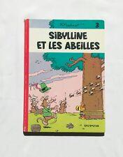 BD - Sibylline et les abeilles 3 / EO 1972 / MACHEROT / DUPUIS / DOS ROND