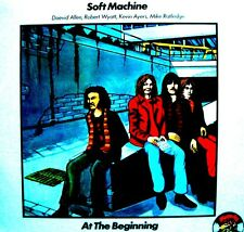 LP - SOFT MACHINE - AT THE BEGINNING (SPANISH PRESSING 1977 COLLECTING ITEM NEW