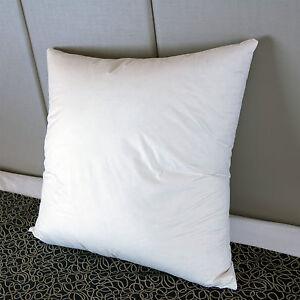 Dyne Continental 100% European Duck Feather Pillow- Reg Support- Australian Made