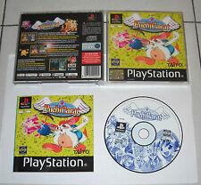 PS1 Playstation 1 PUCHI CARAT - PsOne PAL OTTIMO Taito