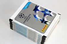 PANINI UEFA CHAMPIONS LEAGUE 2012/2013 12/13 – 50 pochettes packets sobres bustine