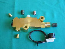 disc/drum PROPORTIONING VALVE / COMBINATION VALVE with Five FITTINGS,Ships Fast!