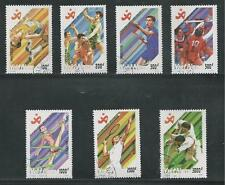 VIET NAM # 2134-2140 Used 11TH ASIAN GAMES, BEIJING