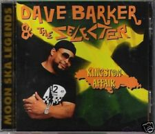 DAVE BARKER & THE SELECTER - Kingston Affair / USA / CD