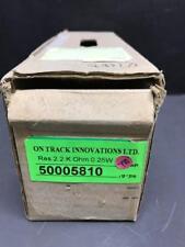 Carbon Film Resistor 2.2K OHM 1/4W 5% - APPROX 4000 PCS