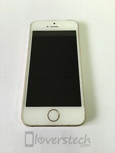 Apple iPhone 5s - 16gb Gold unlocked with warranty