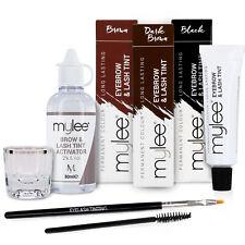 Mylee Eyebrow Eyelash Tint Tinting Dye Brush Mixing Dish Eye Lashes Developer