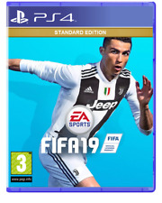 FIFA 19 PS4 ITALIANO MULTILINGUE PLAY STATION 4 GIOCO FIFA 2019 VIDEOGIOCO DVD