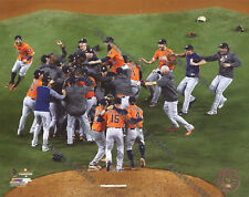 Houston Astros Celebrate 2017 World Series Champions 8x10 Photo