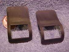 2 Vintage USGI M1 Garand Springfield Rear sight cover will work on HRA IHC  cdP