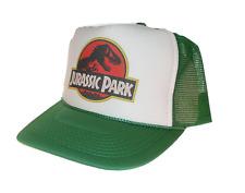 Jurassic Park movie hat Trucker Hat Mesh Hat green