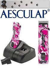 Aesculap Favorita CL Limited Edition BATTERIE TONDEUSE + Tête de rasage 5 mm