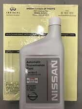 5 Quarts of Genuine Nissan 999MP-AA100P Matic-D Automatic Transmission Fluid OEM