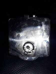 Lambretta Locking Fuel Cap Flap.