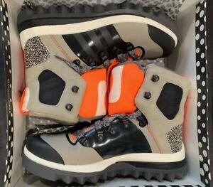 Adidas by Stella McCartney Women's Eulampis High Top Sneaker Boots Sz 10 US NIB