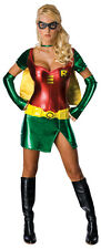 Deluxe Robin Women Costume - Small ( Size 6-10 ) 8888897