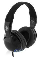 Skullcandy S6HSDZ Hesh with Detatchable Cable Big Over The Ear Headphones Black