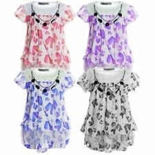 Women's Floral 100% Silk Tops & Blouses