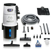 Professional Grade Wall Mountable Wet Dry Garage and Shop Vacuum by Prolux