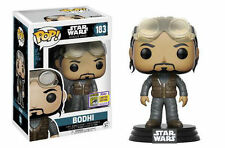 SDCC Exclusive 2017 Funko Pop! Star Wars: Rogue One - Bodhi Rook Pre-Sale