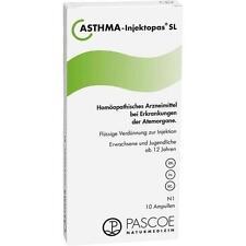 ASTHMA INJEKTOPAS SL Ampullen 10X2ml PZN 4864878