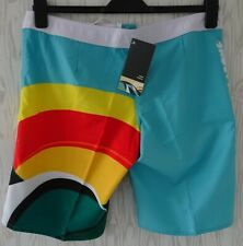 "BILLABONG ~ BOARDSHORTS ~SURF SWIM SHORTS~ W34"" ~ TOM VEIGA ~£65~ SLIMFIT"