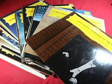 Paket Schallplatten LP's  DEUTSCHE GRAMMOPHON  Orchester Konzerte etc. 54 LP's