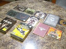 PC Game Lot: Quake, wolfenstein, call of duty  , warcraft   and many more