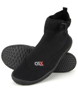 Osprey OSX Wetsuit aqua water surf beach boots shoes - Jnr Size 13/32 EU