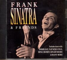 Frank Sinatra And Friends ‎– Frank Sinatra & Friends. CD 1995