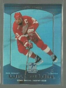 1999-00 Wayne Gretzky Hockey Will to Win #W2 Steve Yzerman (ref 74154)