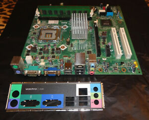 Dell JL1117 Motherboard. Vostro 230, 230s. With 4GB DDR3 memory. Fully Tested.