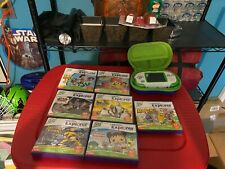 Leap Frog Laepster Explorer with Case and 7 Games