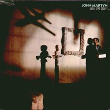 "JOHN MARTYN "" WEEL KEPT SECRET "" LP SIGILLATO U.S.A."