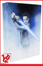 STAR WARS Cadre Toile à Leds REY Jedi Light Usb lampe Luminart # NEUF #