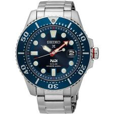 SEIKO MEN'S PROSPEX SPECIAL EDITION PADI DIVERS 44MM SOLAR ANALOG WATCH SNE435