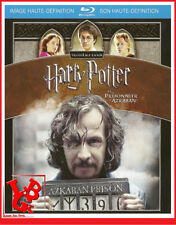 HARRY POTTER et Le Prisonnier d'AZKABAN BLU-RAY -  Bluray