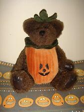 Boyds Bears Spunky Boobear Plush Halloween Bear