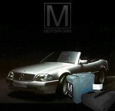 Mercedes SL 129 Ganzgarage Car Cover R129 Autogarage Indoor Autoplane Garage neu