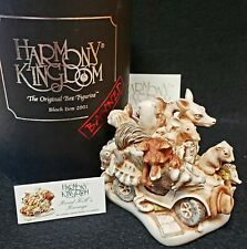 Harmony Kingdom Road Kill's Revenge Banned Black Box 2001 Peter Calvesbert