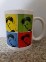 Elvis Presley Colorful Coffee Mug