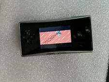Nintendo Game Boy Micro Black/Silver Console With Pokémon Ruby (no Charger)