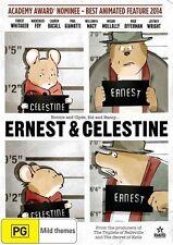 Ernest & Celestine (DVD, 2014)